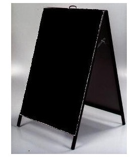 A-Frame: Black Board