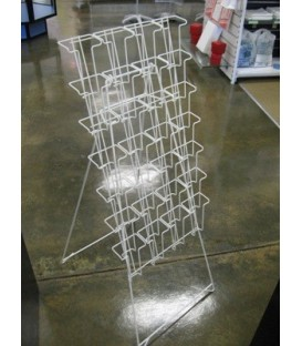 Brochure Rack - Trifold Size