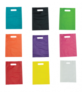 Small Boutique Bags - HDPE  (Colours)