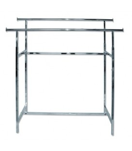 Rack Double Rail Rectangular