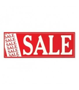 Banner: SALE - Horizontal & Diagonal