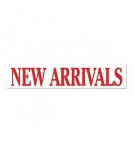 Banner: NEW ARRIVALS