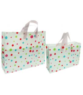 Flexi Loop Bags - Polka Dots