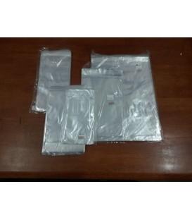 305x230mm + 30mm Lip, Strip Seal Bag