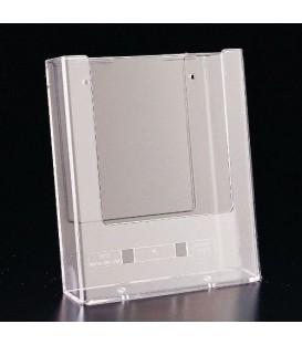 A5 Brochure Holder - Wall Mount Single Pocket