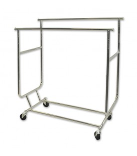 2 RAIL COLLAPSIBLE RACK