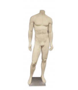 Mannequin - Male Headless Skintone MM154S