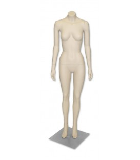 Mannequin - Female Headless Skintone MF252S