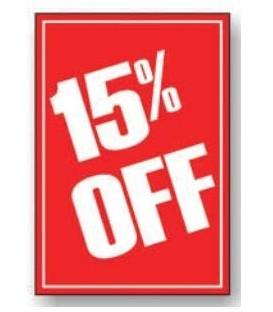 Sale Card: 20% OFF
