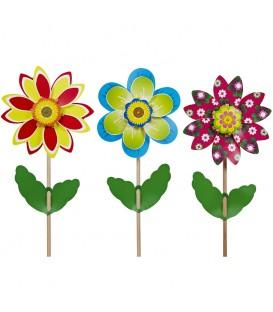 WINDMILL - FIORE FLOWER 25cm