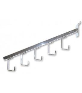 Slatwall Handbag Arm - 5 Hooks