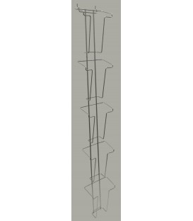 5 Pocket A5 Extra Capacity Column