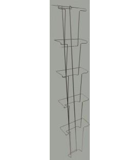 5 Pocket A4 Extra Capacity Column