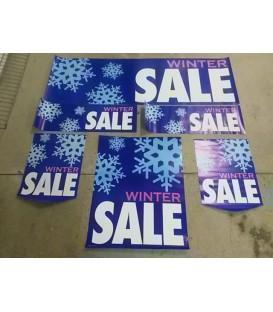 """""""Winter"""" display kit"""