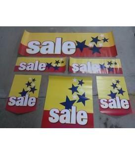 """""""Sale Stars"""" display kit"""