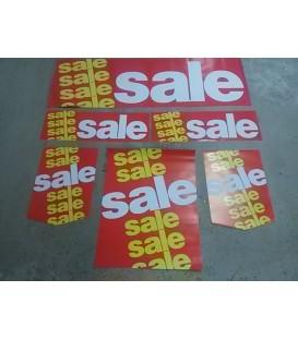 """""""Sale"""" display kit"""