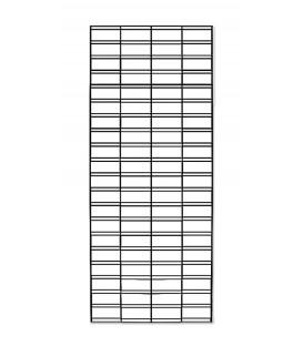 1800 Slatgrid Panel - Black