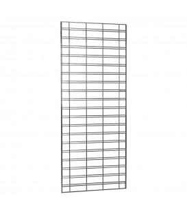 1500mm Slatgrid Panel - Chrome