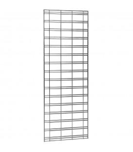 1800mm Slatgrid Panel - Chrome