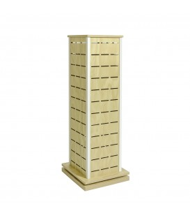 Pop Slot Spinner 1300mm High x 450x450mm Base Ply